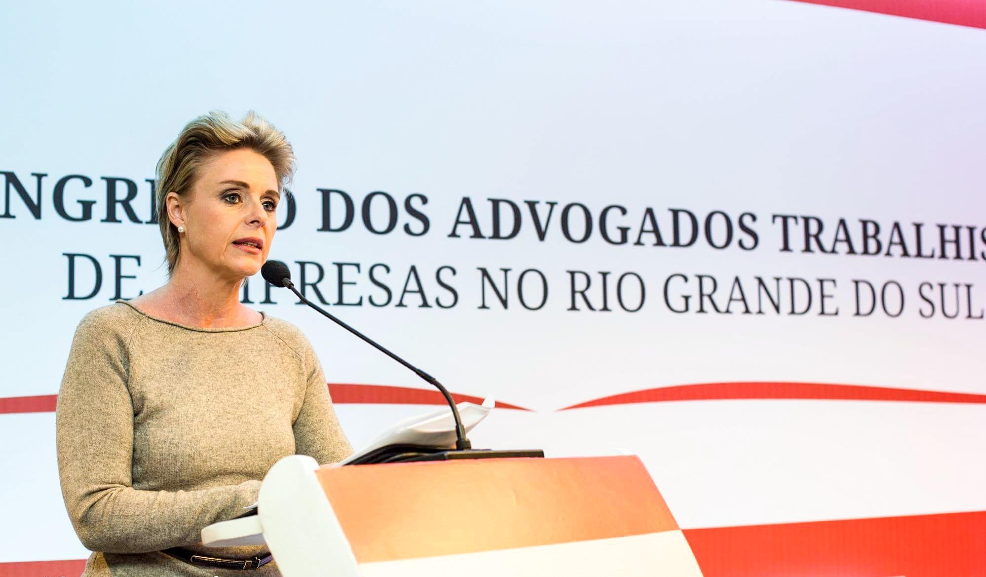 III Congresso dos advogados trabalhistas das empresas do RS