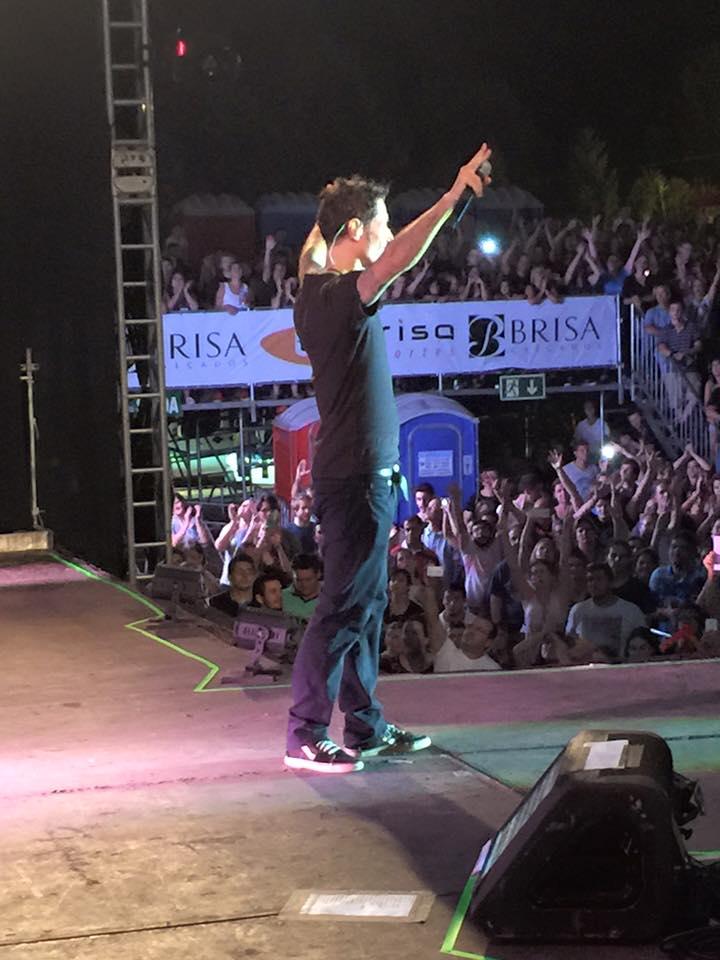 Festa da Uva 2016 - Show Rock de Galpão e Capital Inicial