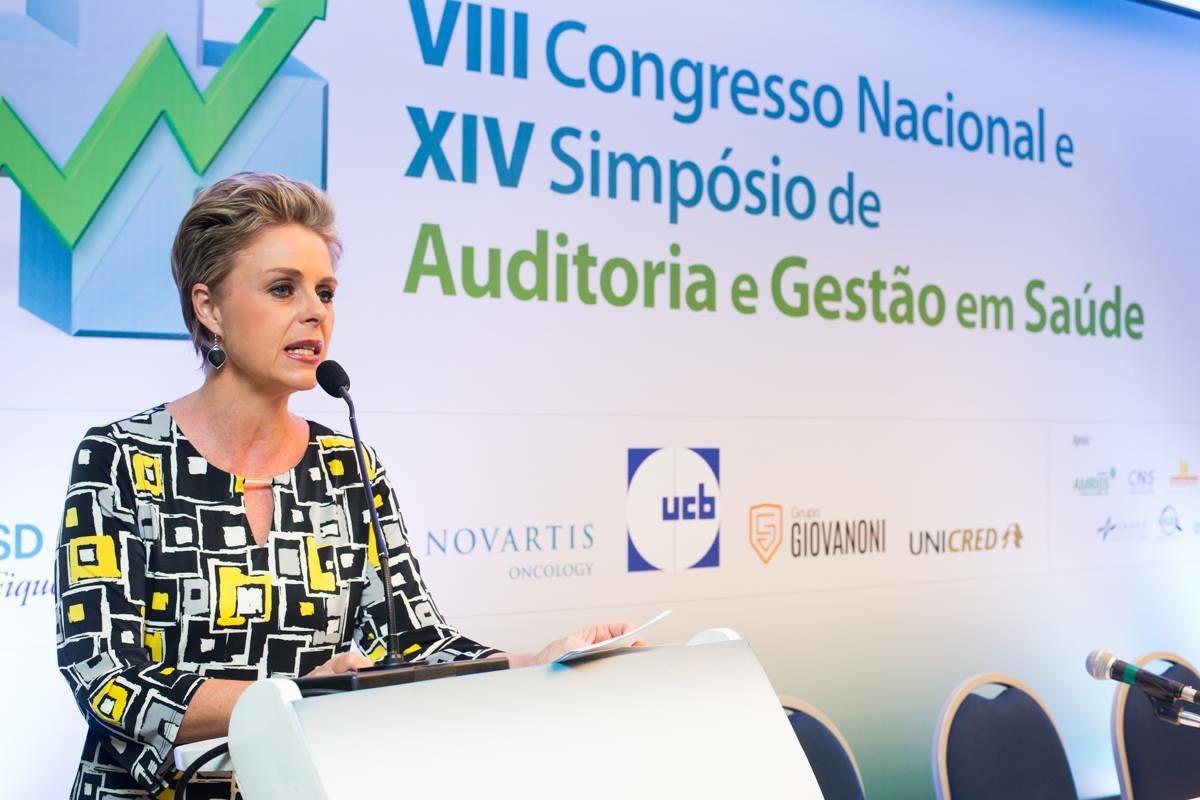 Somaergs promove Congresso Nacional de auditoria e gestão em saúde
